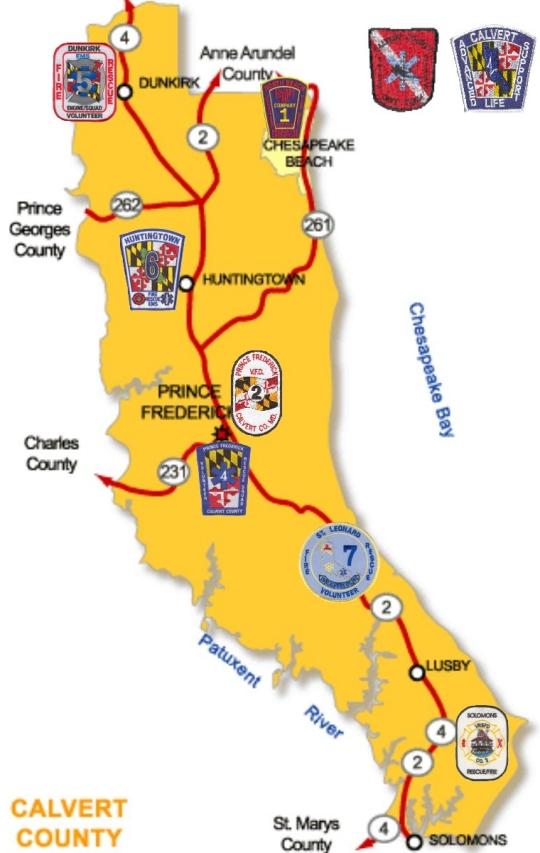 Calvert County to Hire Paid Paramedics - Southern Maryland ...