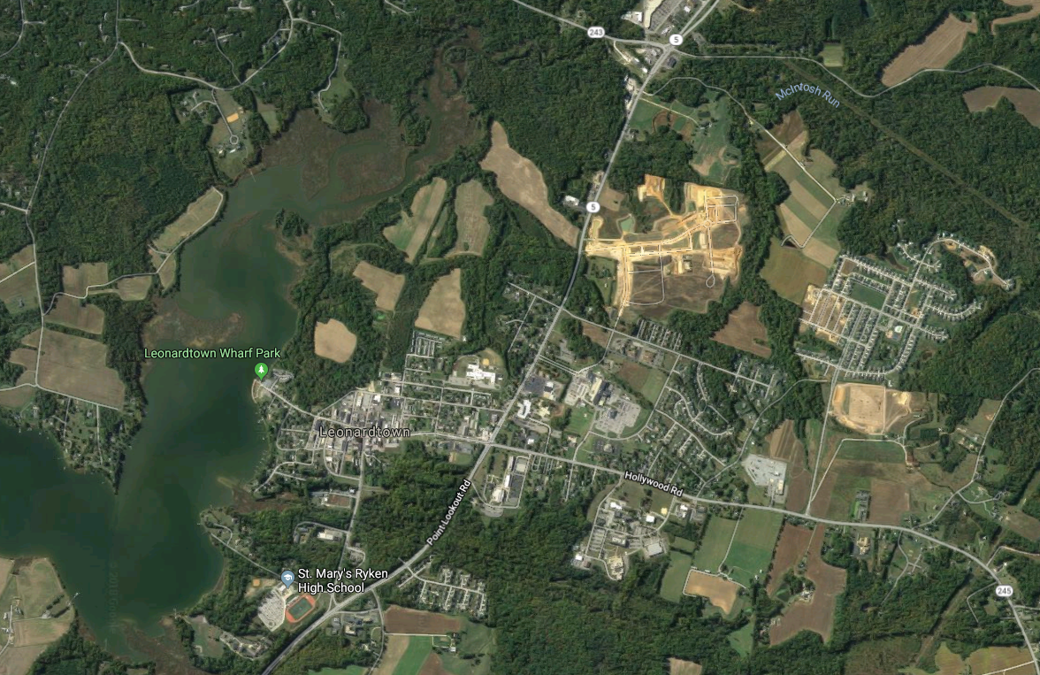 commissioners grant leonardtown u0026 39 s growth allocation