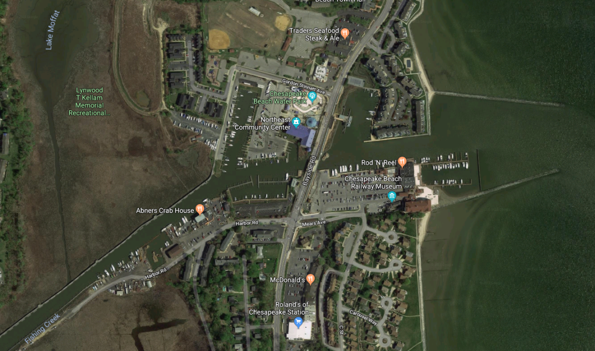 Town of Chesapeake Beach Allocated $1.36M for Fishing ...