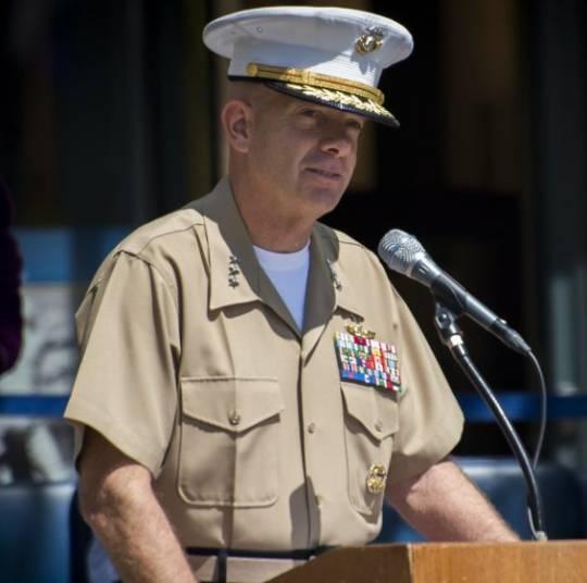 Maryland Native Plants: Maryland Native Nominated To Head Marine Corps